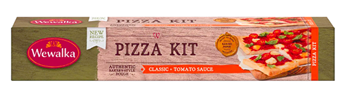 Wewalka Pizza Kit Classic.