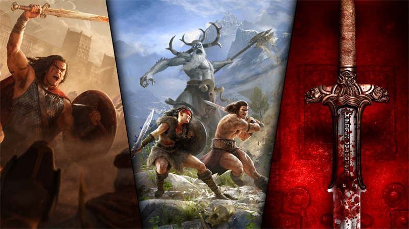 Press Release: All Funcom's Conan games can be played for