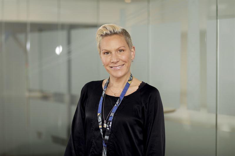 Carmen Wargborn sponsringsansvarig Ramboll Sverige
