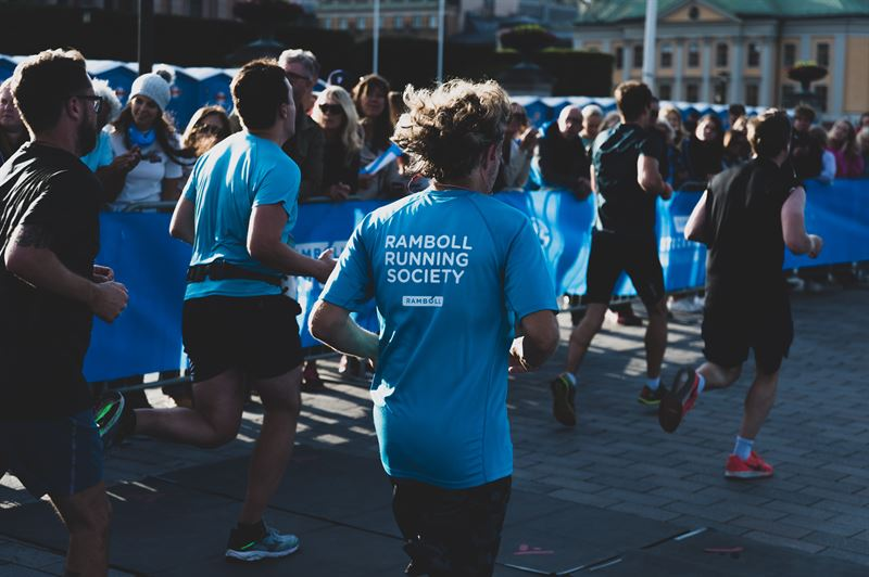 Ramboll Stockholm halvmarathon