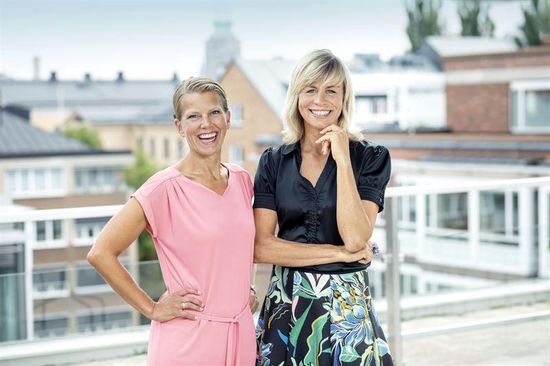 Anna Essehag och Louise Knig Ramboll