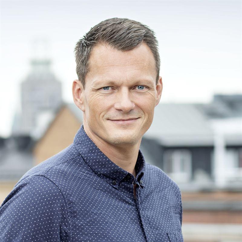 Daniel Nilsson luftexpert p Ramboll