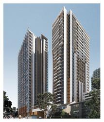 Centrium Apartments