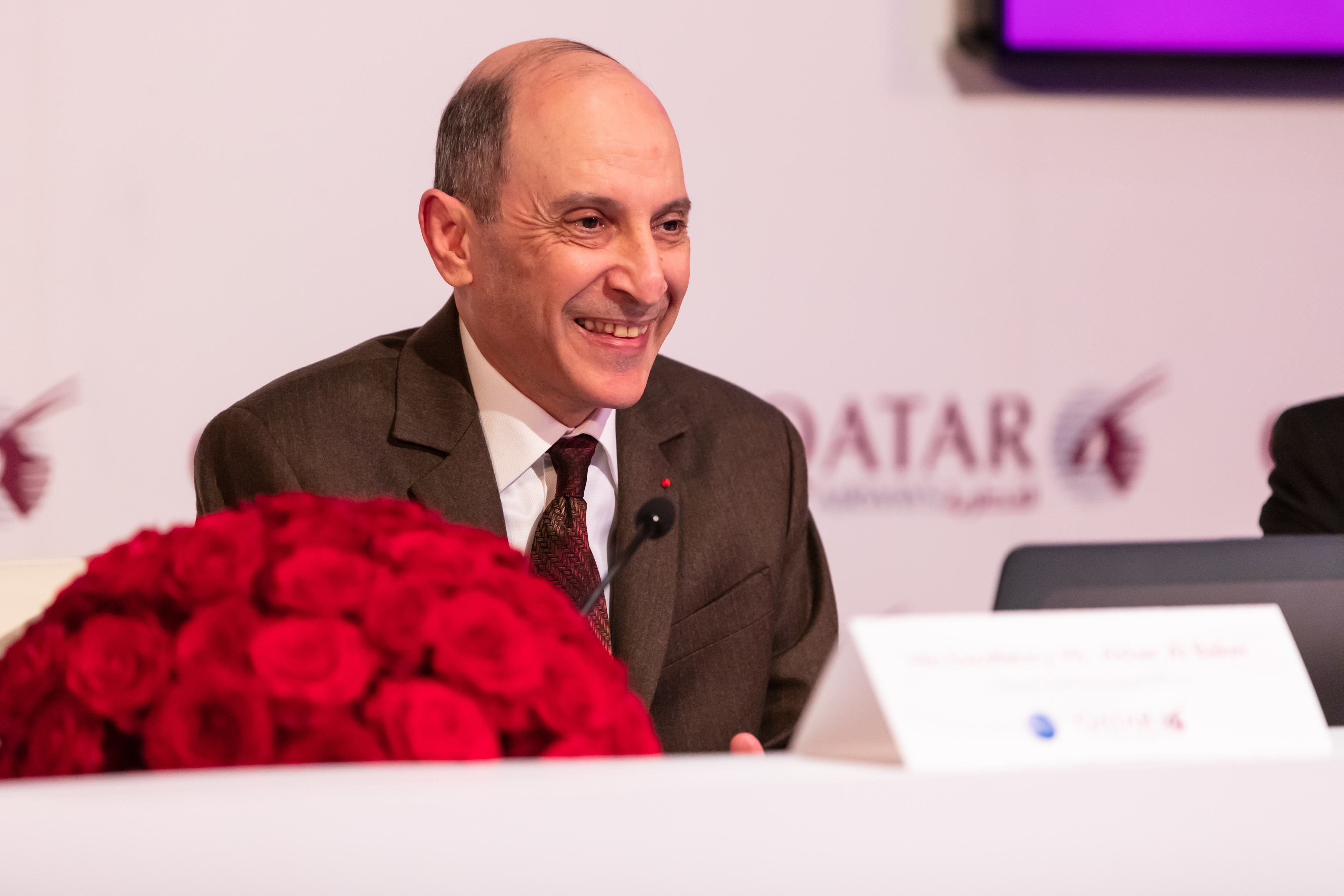 His Excellency Mr. Akbar Al Baker - Qatar Airways