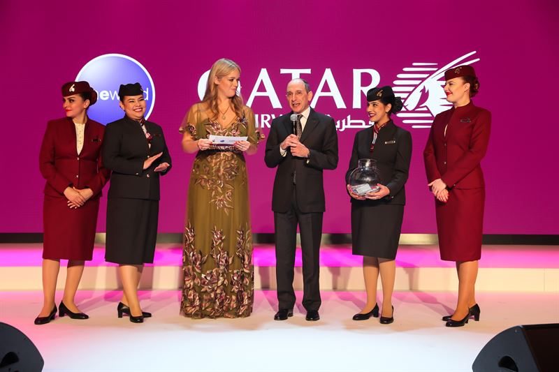 Qatar Airways Celebrates the Launch of Direct Services To