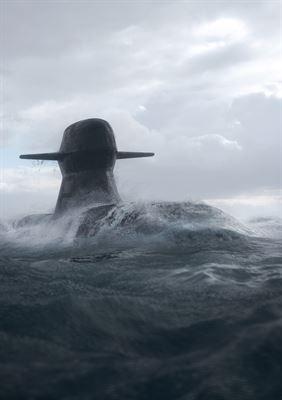 Saab får tilläggsbeställning för ubåt A26 till Sverige