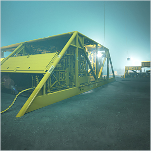 Åsgard subsea gas compression system