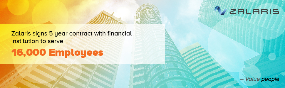 Zalaris Reaches Agreement to Deploy SAP SuccessFactors Solution for Financial Institution with 16,000 Employees