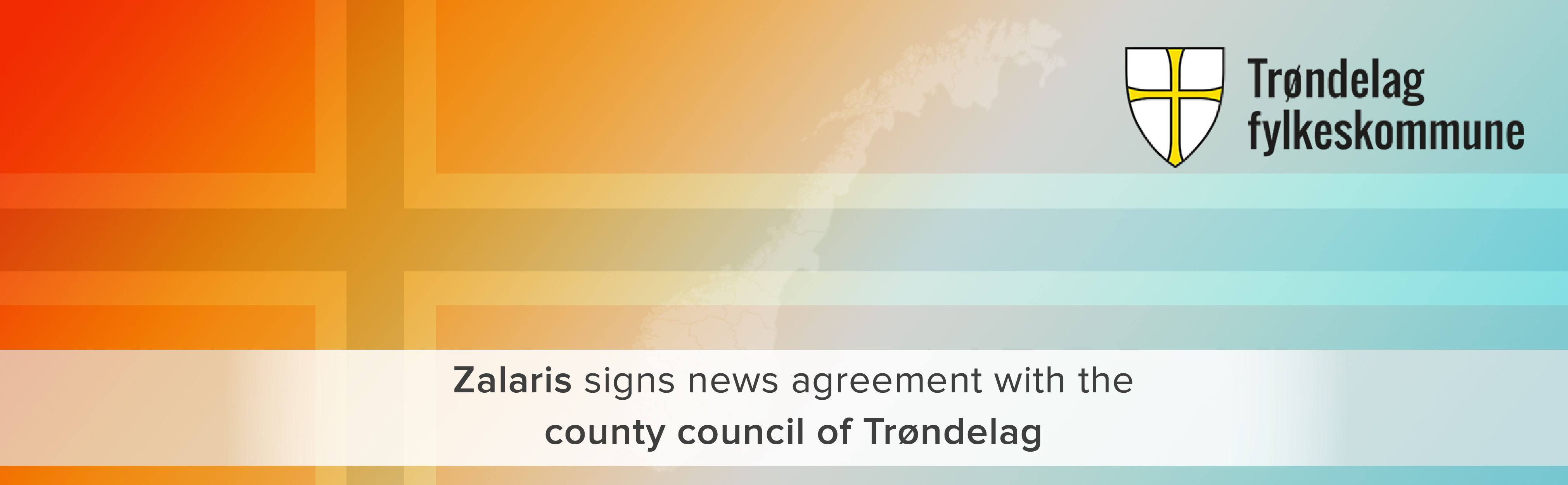 Zalaris to deliver payroll and travel expense solution to the County Council of Trøndelag