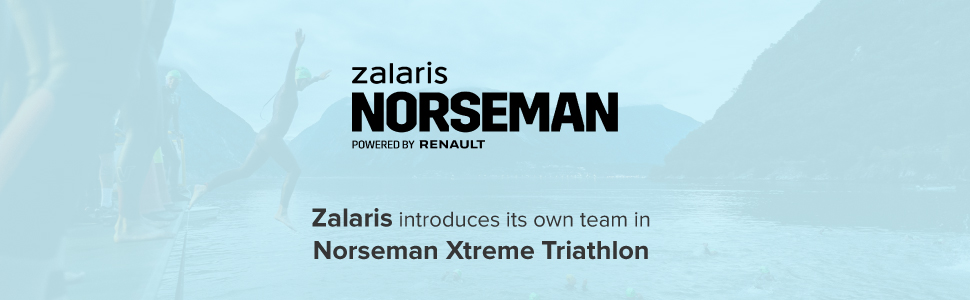 Zalaris announces its own team in Norseman Xtreme Triathlon – known as the world's toughest triathlon