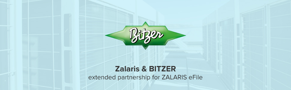 Zalaris is delighted to announce its extended partnership with BITZER, for ZALARIS eFile