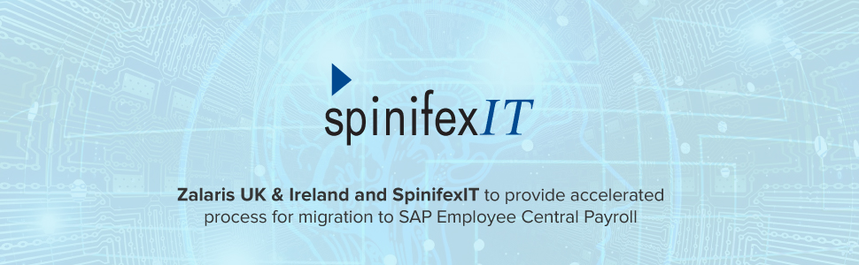 Zalaris UK & Ireland and SpinifexIT Solutions enter a partnership to ease the transition from On Premise SAP to SAP ECP