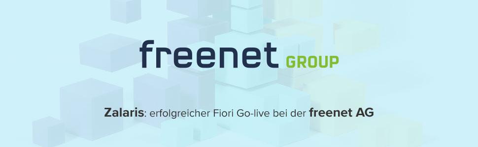 Erfolgreicher Fiori Go-live bei der freenet AG