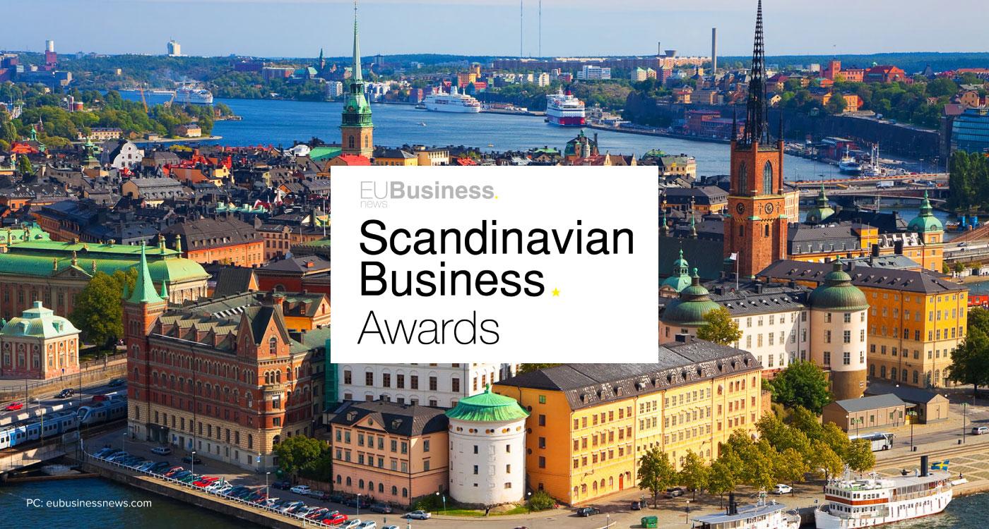 Zalaris awarded 'Best Payroll & HR Solutions Provider – Sweden' at Scandinavian Business Awards