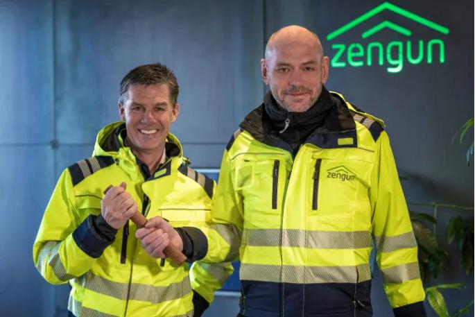 Sture Nilsson ny VD i byggentreprenören Zengun