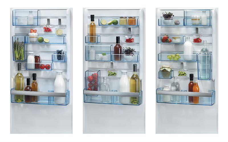 Aeg Electrolux Kühlschrank : Flexibel und cool: electrolux kühlschrank mit customflex electrolux