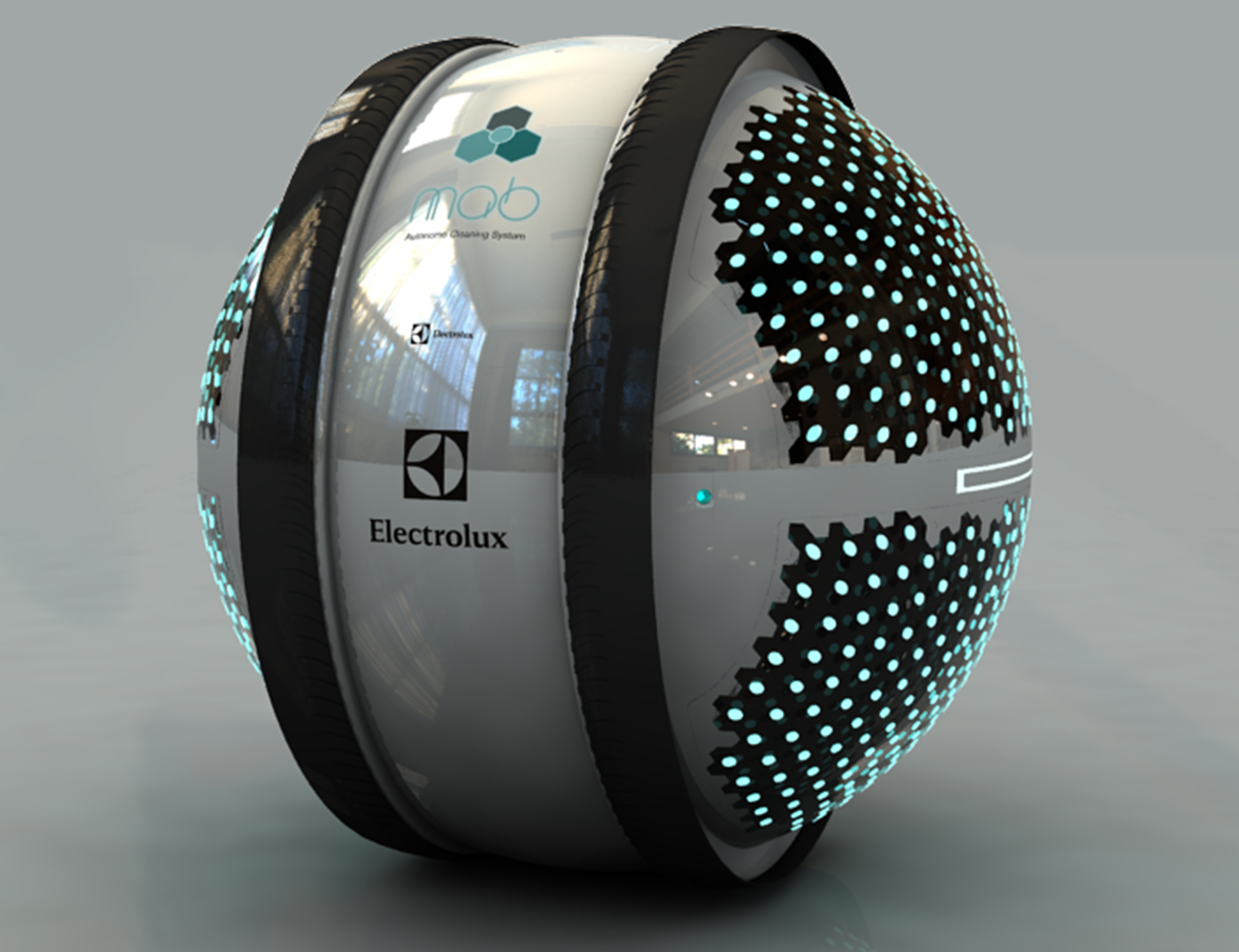 Best Robot Vacuum Of 2020 Flying mini robot cleaners win Electrolux Design Lab 2013 Contest
