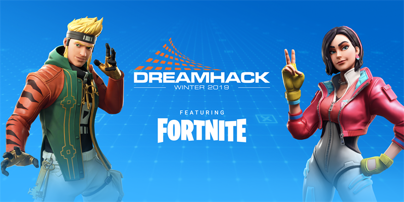 Dreamhack Announces 250 000 Fortnite Competitions At Winter And Anaheim Festivals Dreamhack Dreamhack's fortnite tournament registration is still open to the public. dreamhack announces 250 000 fortnite