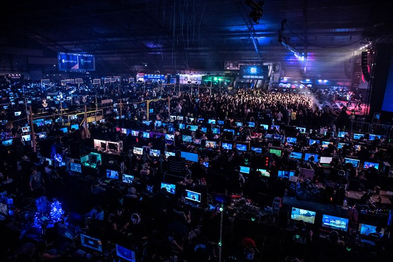 Atlanta Events Chedule 2020.Dreamhack Announces 2020 World Tour Schedule Festival To