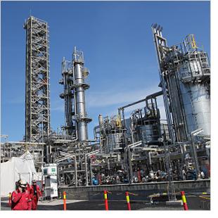 er Solutions feirer åpningen av karbonfangstanlegg på Mongstad