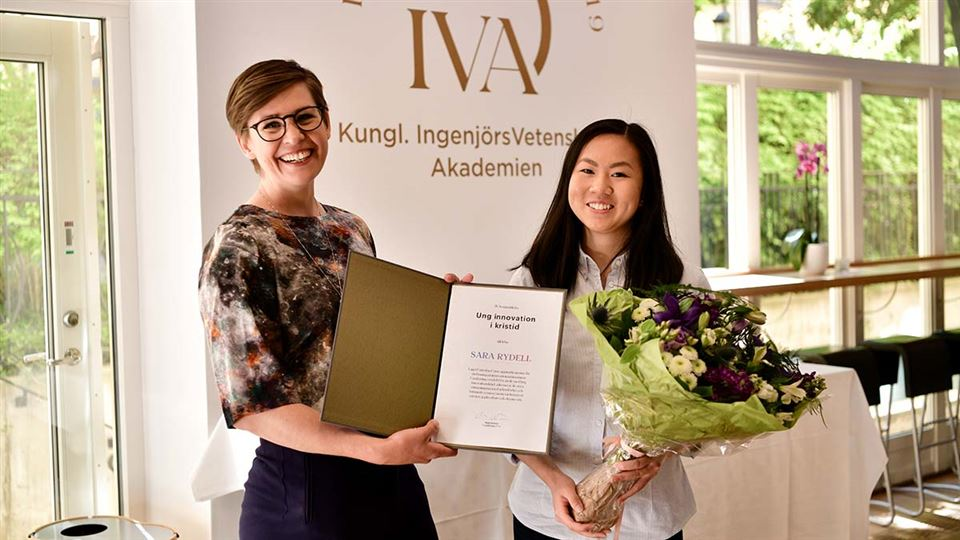 JobAgent vann racet om IVA:s hyllade ungdomstalanger