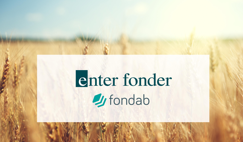 Enter Fonder väljer Fondabs digitala gränssnitt