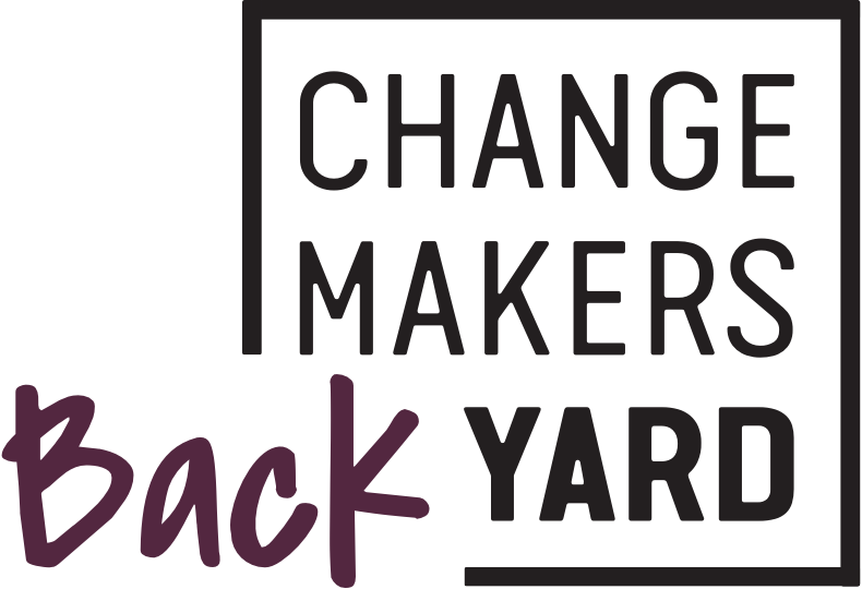 logotyp fr Changemakers Backyard