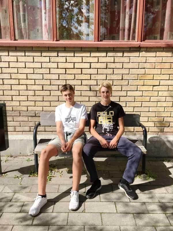 Tomas Rnning och Melvin Hogart vinnare av Ungt Kurage 2020