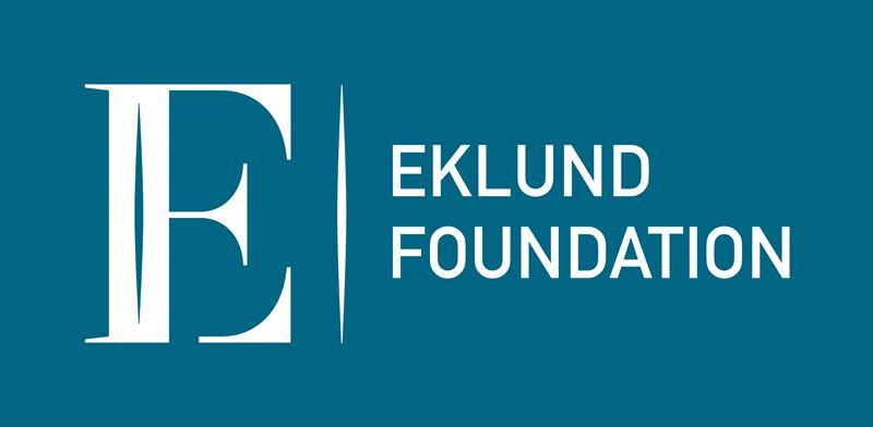 Eklund Foundation logotype
