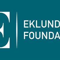 Eklund Foundation logotype CMYK