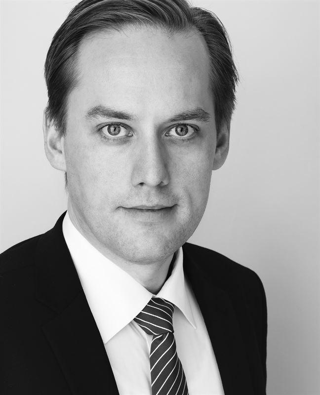 Joel Eklund, VD/CEO TePe Munhygienprodukter AB