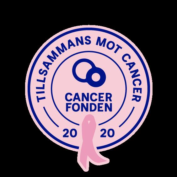 Cancerfondens Rosabandet-kampanj 2020