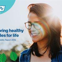 TePe Sustainability Report 2019