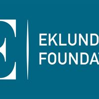 Eklund Foundation logotype RGB