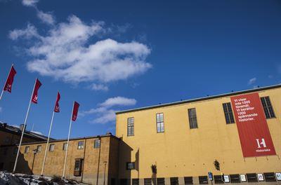 Besokarna overger statliga museerna