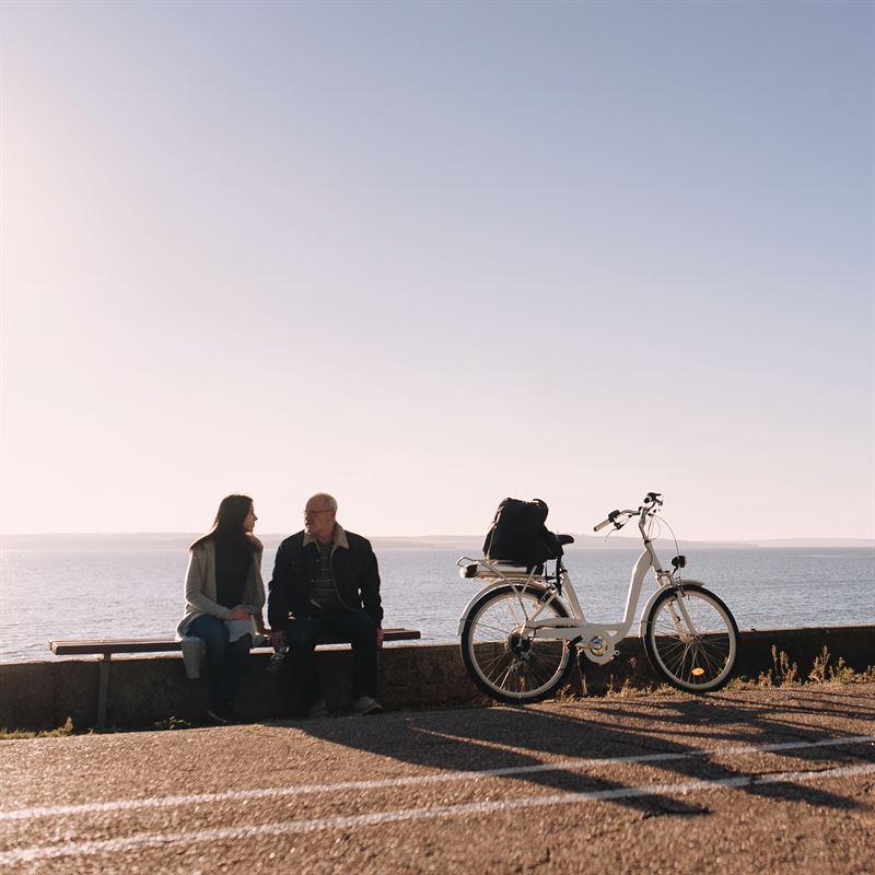 Var femte sld cykel i Sverige r nu en elcykel