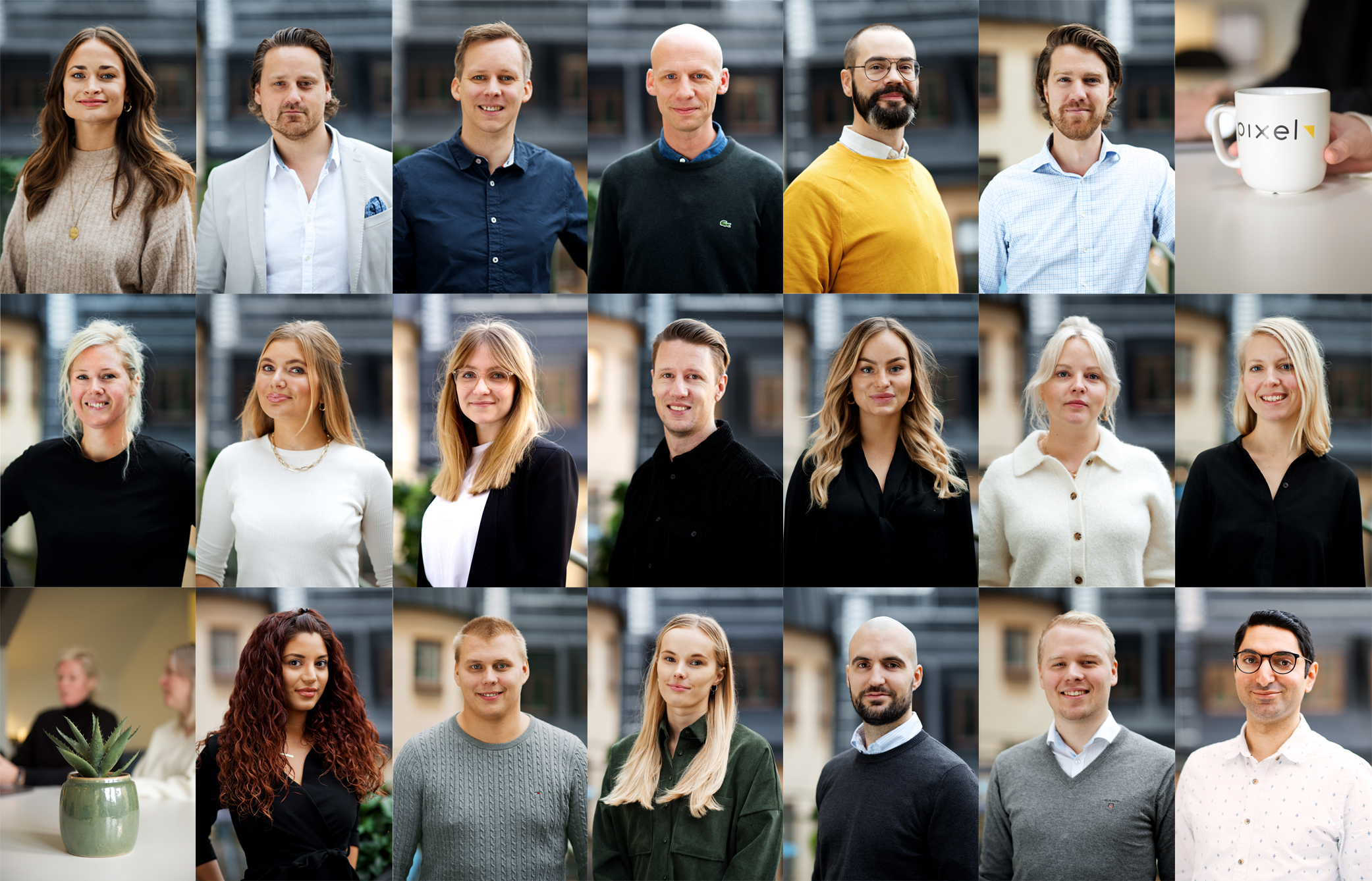 Pixel Nordic finalister i European Search Awards 2020