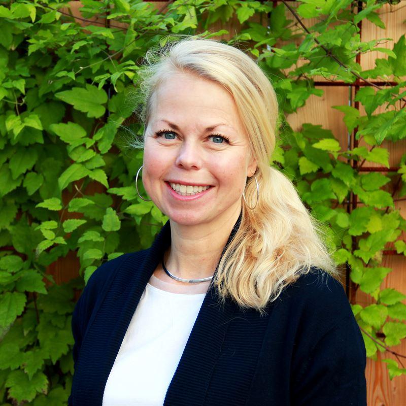 Therese Ydrn projektledare fr Viprojektet