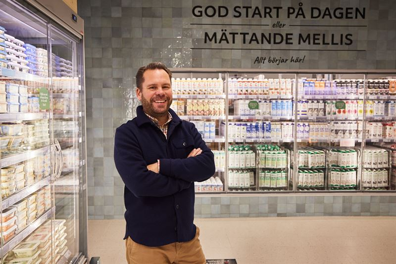 Thomas Hässledal etableringschef Hemköp