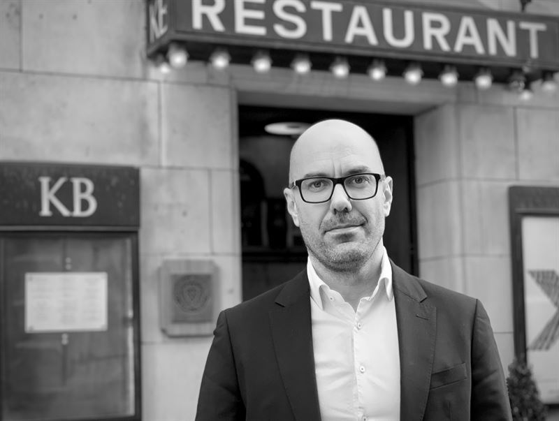 Stefan Sderman CEO Melanders Group