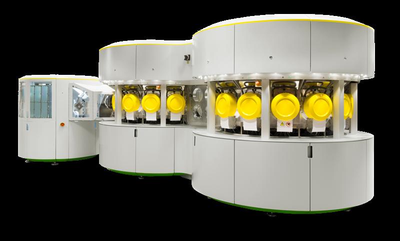 Midsummer DUO r ett nyckelfrdigt tillverkningssystem av CIGSsolceller