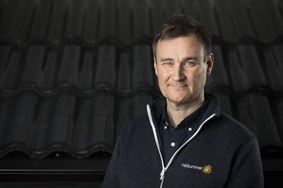 Sven Lindström, VD, Midsummer