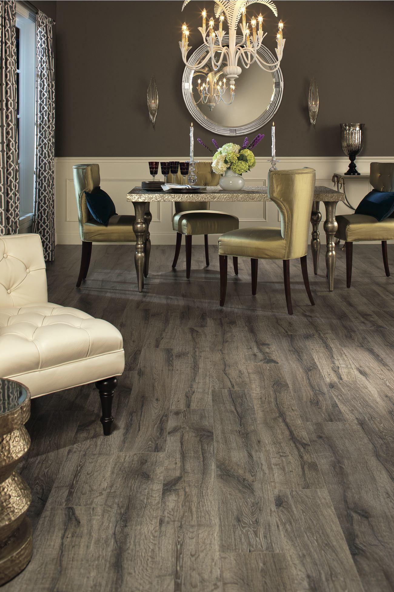 Quickstep Antique Oak Laminate Flooring Designs