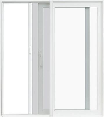 Pella 174 Premium Vinyl Sliding Patio Doors Now With