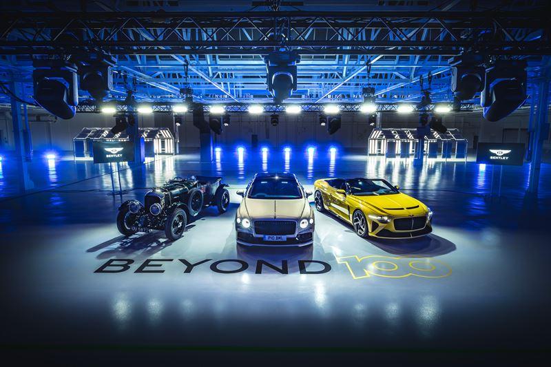 Bentley Suomi