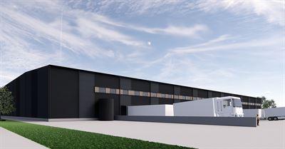 Catena uppför ytterligare en logistikanläggning för PostNord TPL AB i Helsingborg
