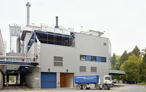 Outotec sewage sludge incineration plant