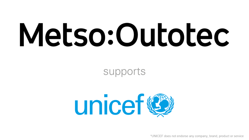 Disclaimer UNICEF does not endorse any company brand product or service