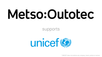 Unicef support logos