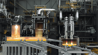 Metso Outotec Smelting furnaces